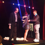 Dream Masterz, Joe Givan and Carol Massie perform the rope tie illusion they are known for!