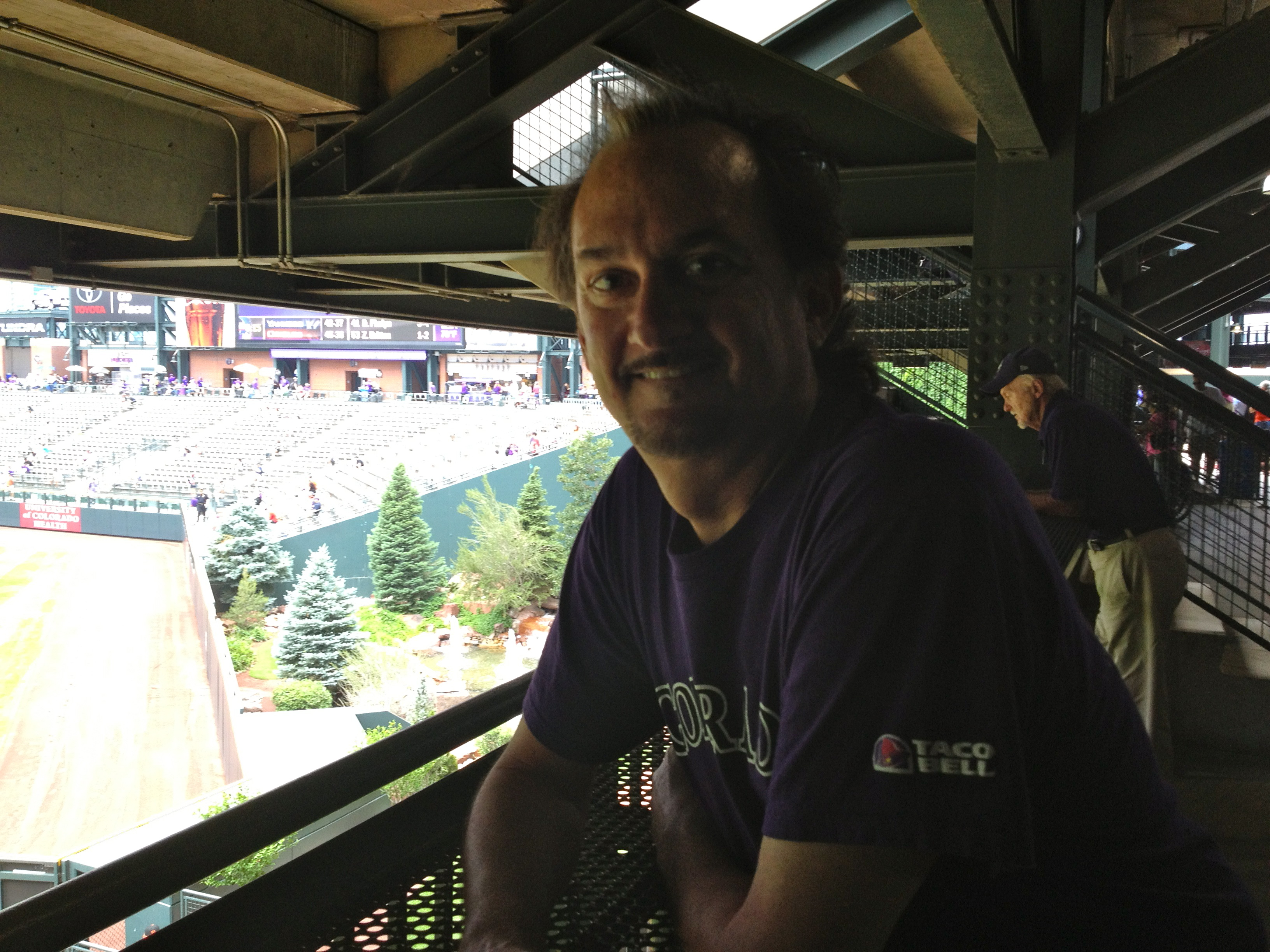 Joe Givan and Carol Massie perform at Rockies Game @ Coors Field | Denver | Colorado | United States