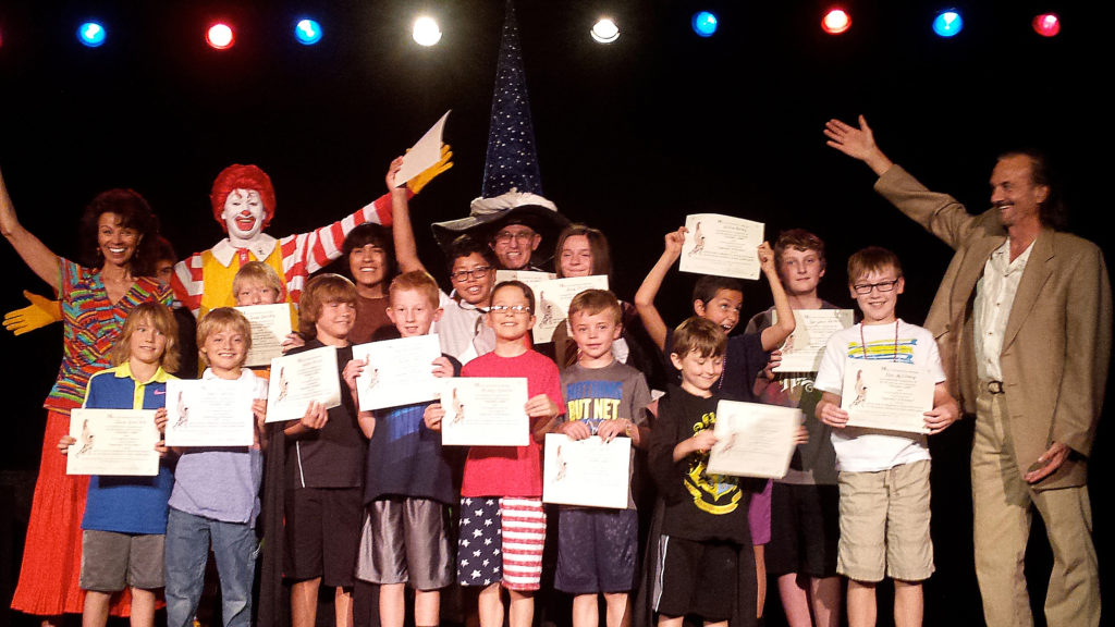 Wizard Camp - Learn Magic!   ALL AGES 7 - 70!
