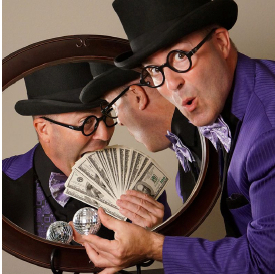 "Stuart MacDonald - ""Fool Us"" Winner  Magicians @ Theatre of Dreams Arts & Event Center"