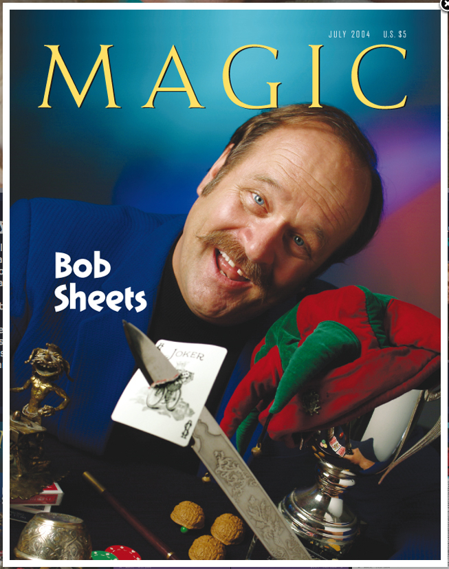 Bob Sheets Hysterical Clean COMEDY Magic! @ Theatre of Dreams Arts & Event Center