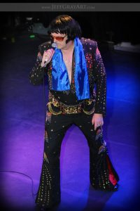 Elvis Presley Tribute Concert on Mother's Day with Aaron Black! @ Theatre of Dreams Arts & Event Center