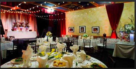 Rehearsal Dinner at Theatre of Dreams @ Theatre of Dreams Arts & Event Center