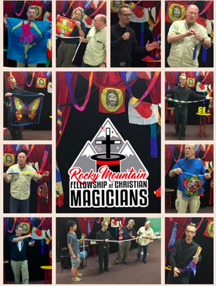 Fellowship of Christian Magicians Rocky Mountain Chapter @ Theatre of Dreams